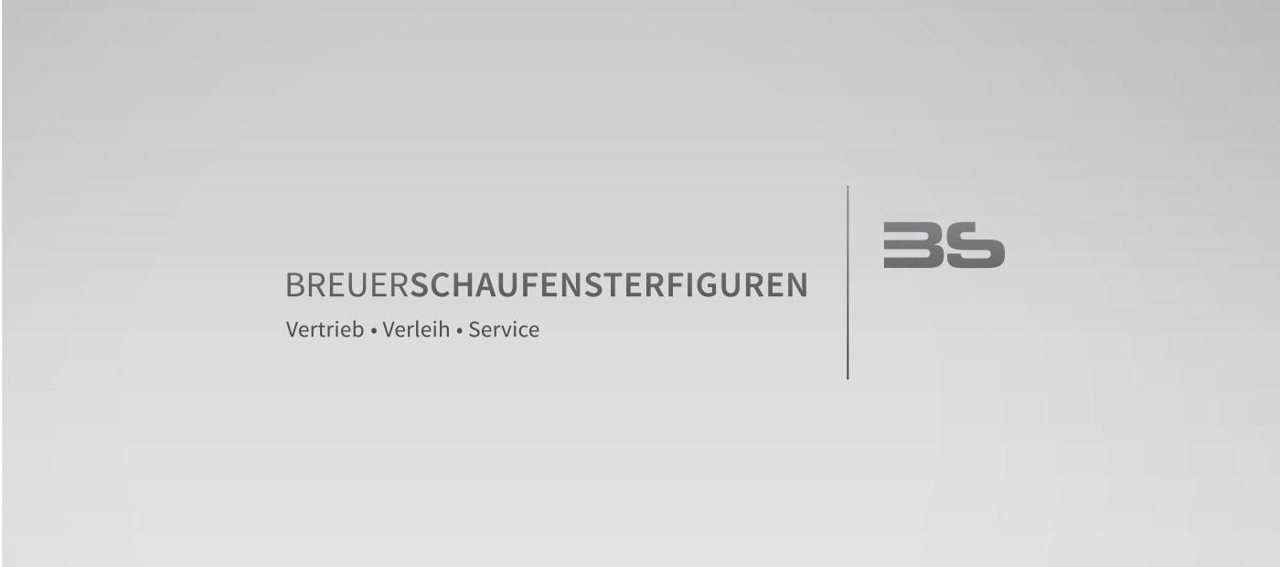 BREUER SCHAUFENSTERFIGUREN Logo