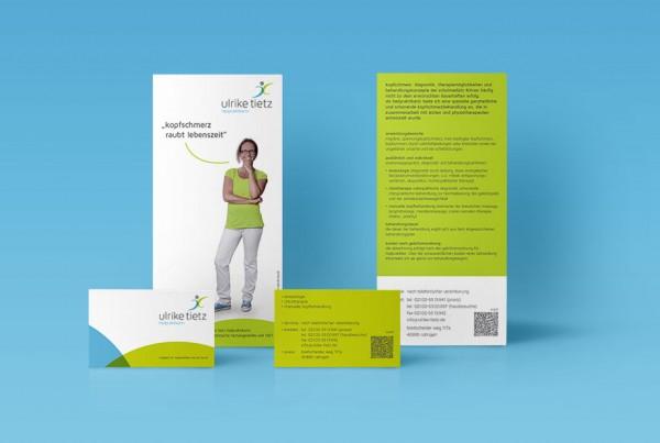 Design für Startup Ulrike Tietz Heilpraktikerin
